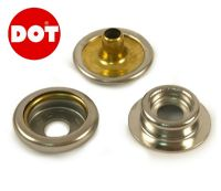 DOT Fasteners Press Snap Stud Socket & Cap Fitting Boat Awning Canopy Canvas